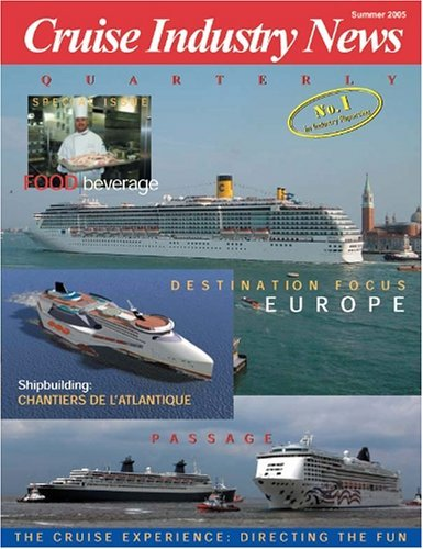 Cruise Industry News Quarterly (4회/1년)