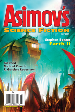 Asimov's Science Fiction (12회/1년)