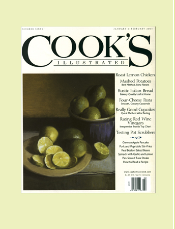 Cook's Illustrated (6회/1년)