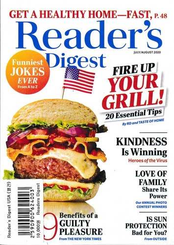 Reader's Digest - Large Print Edition (미국판)