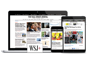 Wall Street Journal (Online-디지털구독)