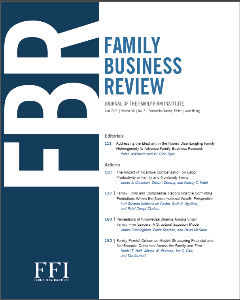 Family Business Review
