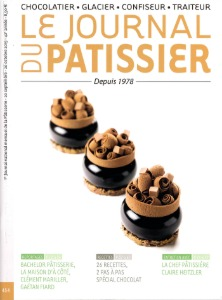 Le Journal Du Patissier